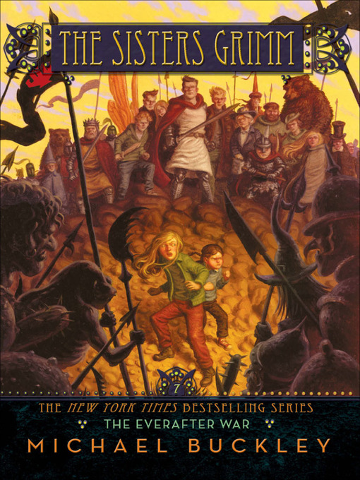 Cover of The Everafter War