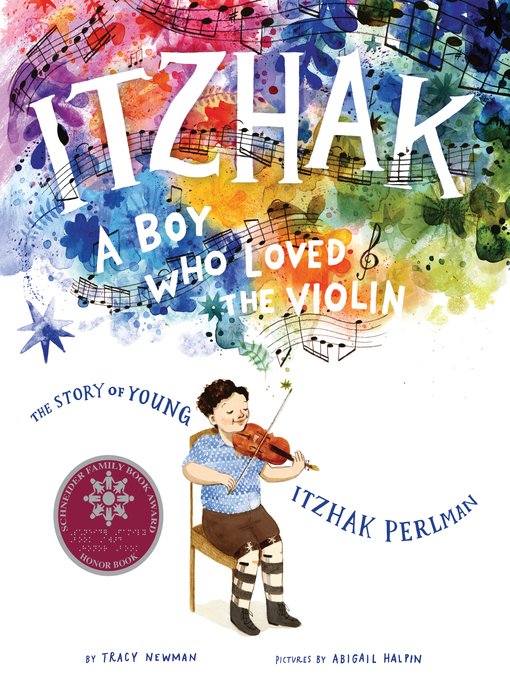 Title details for Itzhak by Tracy Newman - Available