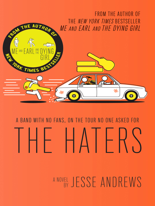 Title details for The Haters by Jesse Andrews - Wait list