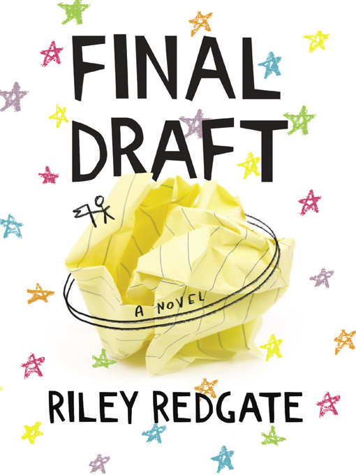 Title details for Final Draft by Riley Redgate - Wait list