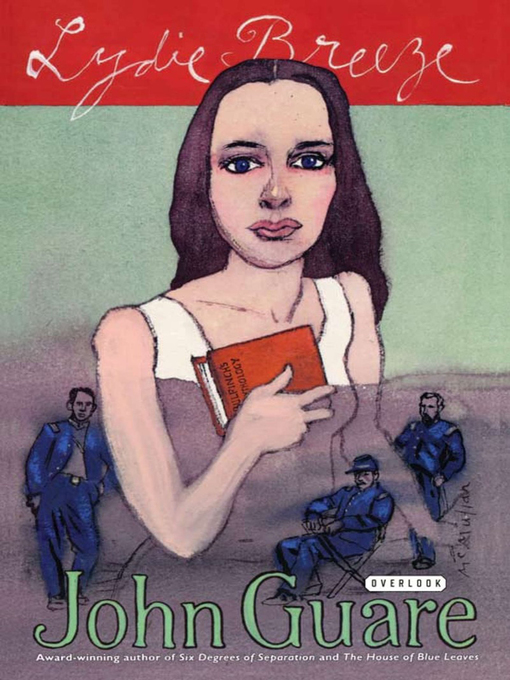 Title details for Lydie Breeze by John Guare - Available
