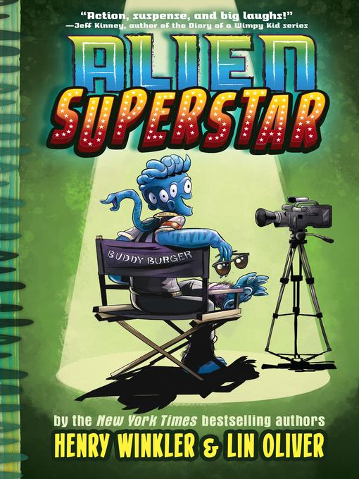Title details for Alien Superstar by Henry Winkler - Available