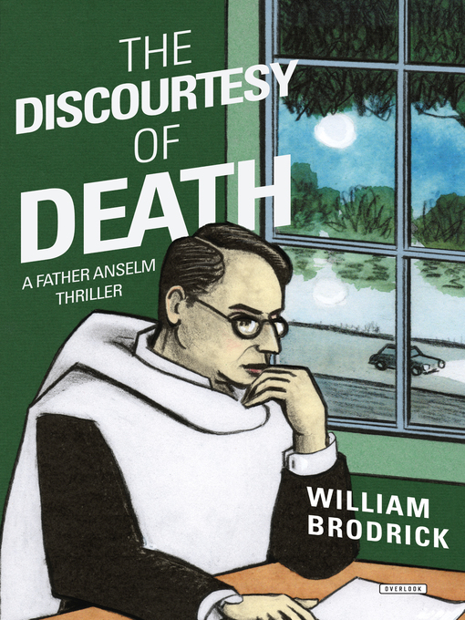 Title details for The Discourtesy of Death by William Brodrick - Wait list