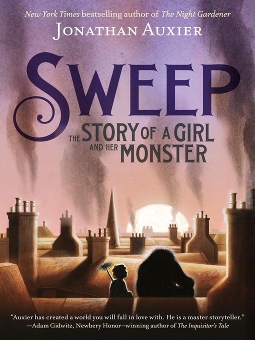 Title details for Sweep by Jonathan Auxier - Available