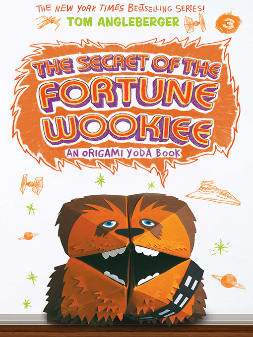 Cover of The Secret of the Fortune Wookiee