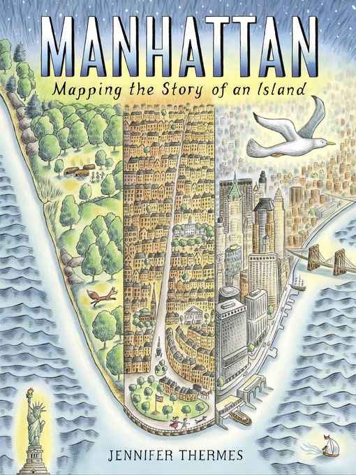 Title details for Manhattan by Jennifer Thermes - Available