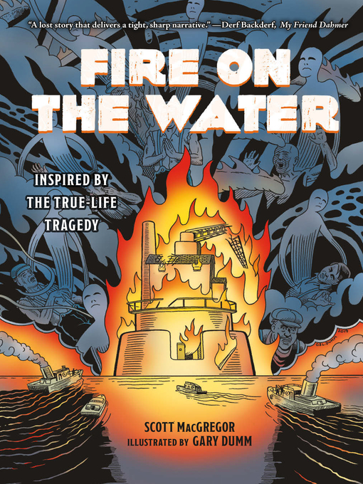 Title details for Fire on the Water by Scott MacGregor - Available