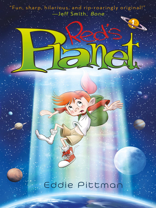 Title details for Red's Planet by Eddie Pittman - Available