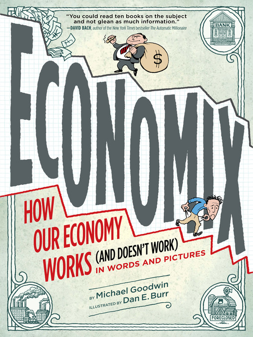 Title details for Economix by Michael Goodwin - Available