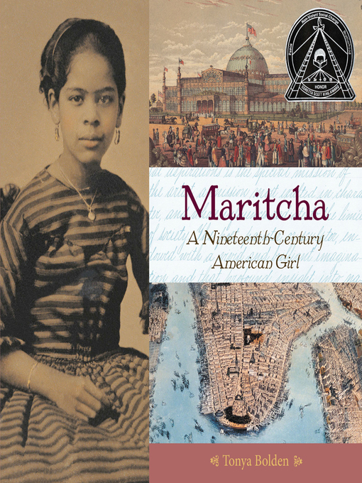 Title details for Maritcha by Tonya Bolden - Available
