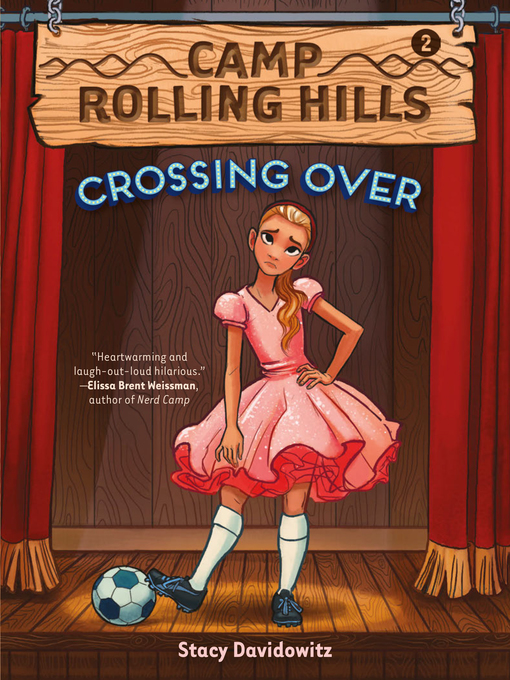 Title details for Crossing Over by Stacy Davidowitz - Available