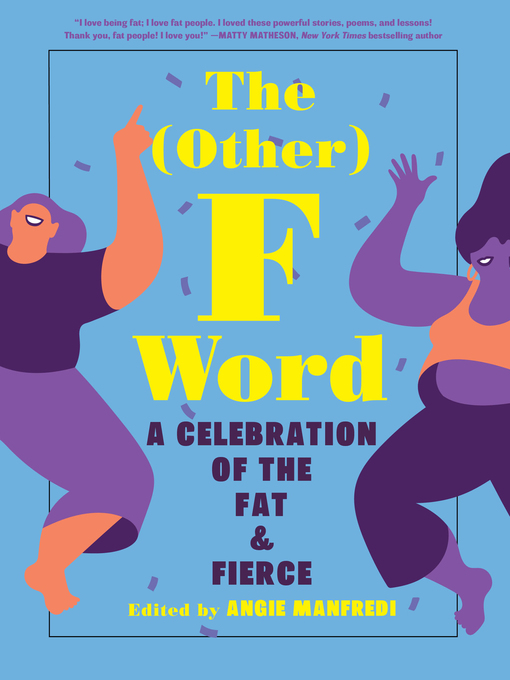 Title details for The Other F Word by Angie Manfredi - Available