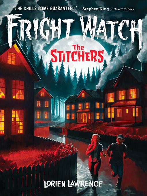 Title details for The Stitchers by Lorien Lawrence - Wait list