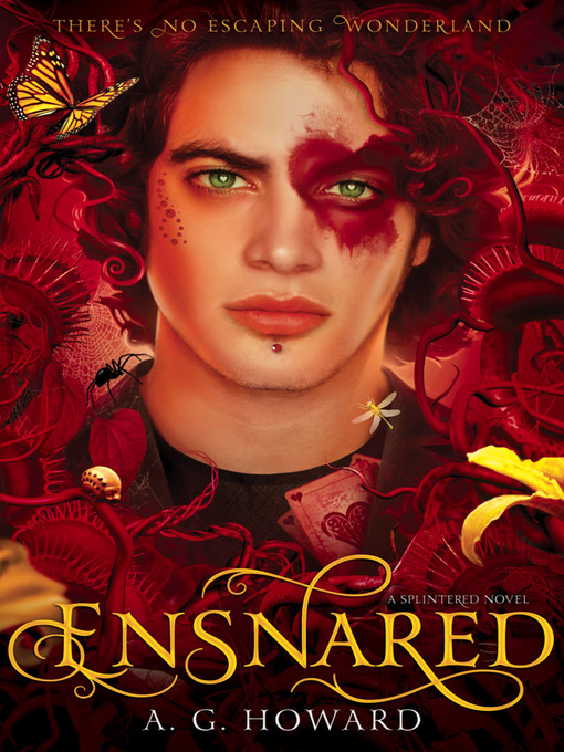 Cover of Ensnared