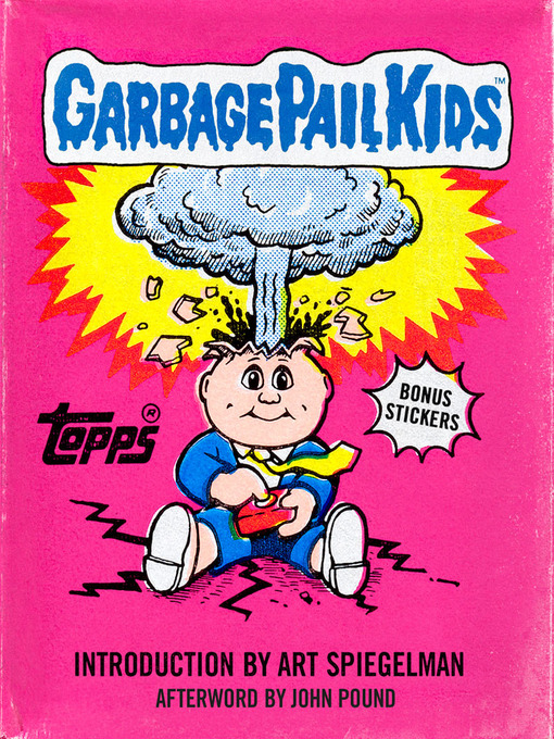 Cover of Garbage Pail Kids