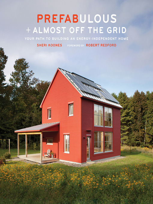 Cover of Prefabulous + Almost Off the Grid