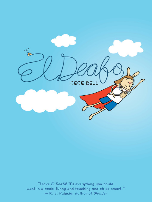 Title details for El Deafo by Cece Bell - Wait list