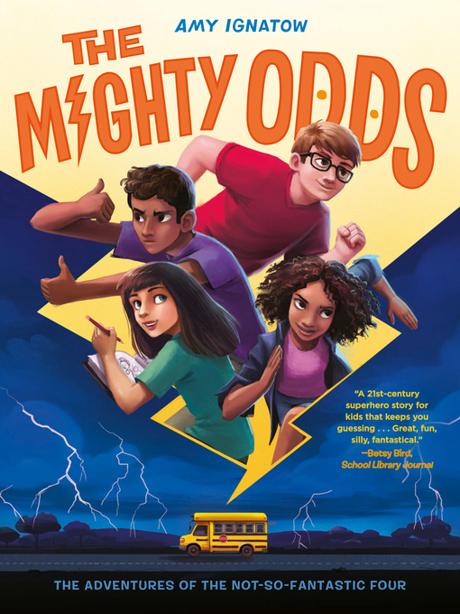 Title details for The Mighty Odds by Amy Ignatow - Available