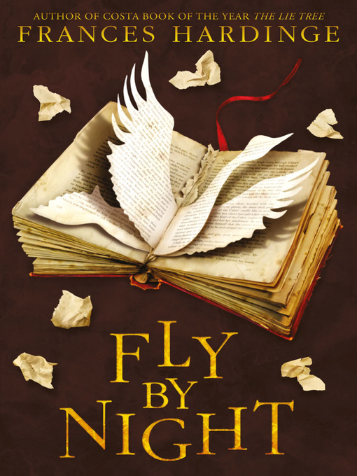 Title details for Fly By Night by Frances Hardinge - Available