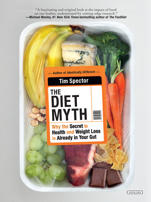 Title details for The Diet Myth by Tim Spector - Available
