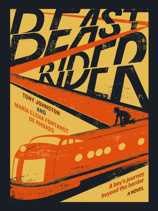 Title details for Beast Rider by Tony Johnston - Available