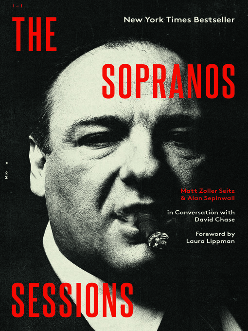 Title details for The Sopranos Sessions by Matt Zoller Seitz - Available