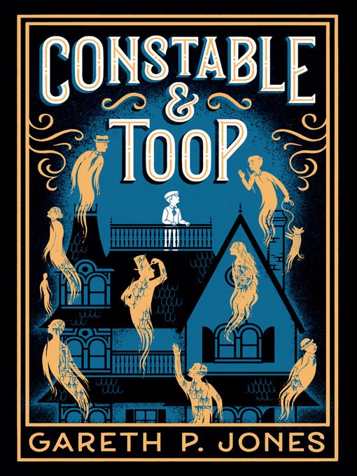 Title details for Constable & Toop by Gareth P. Jones - Available