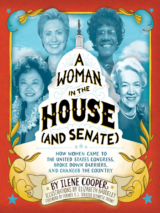 Cover of A Woman in the House (and Senate)