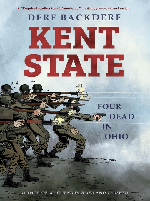 Title details for Kent State by Derf Backderf - Available