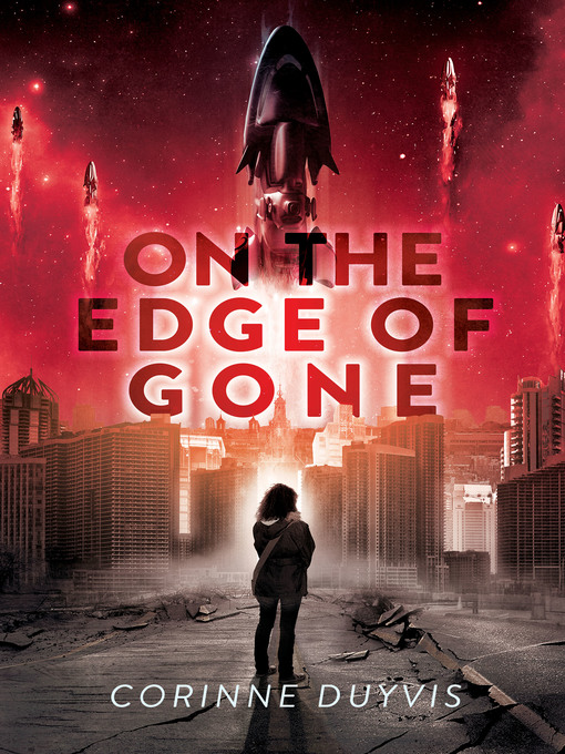 Title details for On the Edge of Gone by Corinne Duyvis - Available