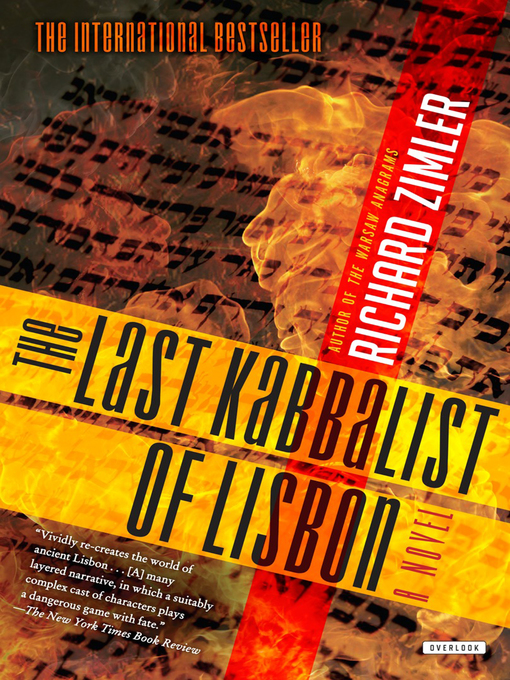 Title details for The Last Kabbalist of Lisbon by Richard Zimler - Wait list