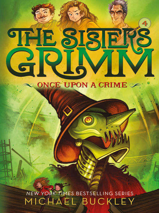 Title details for Once Upon a Crime by Michael Buckley - Available