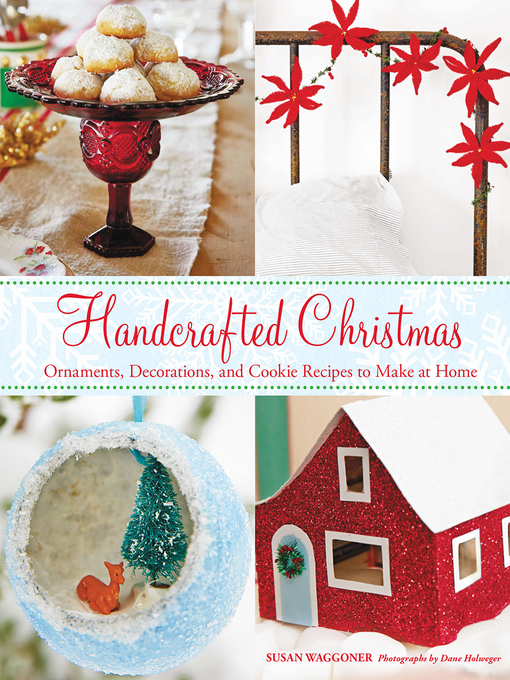 Title details for Handcrafted Christmas by Susan Waggoner - Available