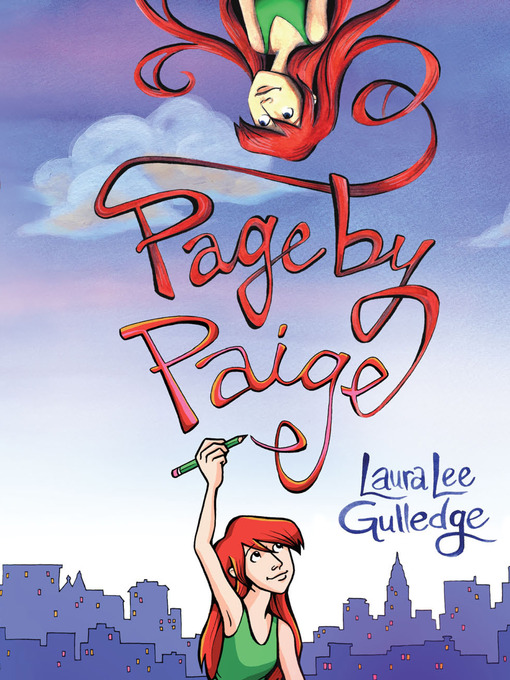 Title details for Page by Paige by Laura Lee Gulledge - Wait list