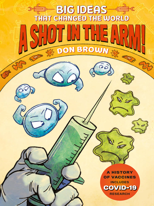 Title details for A Shot in the Arm! by Don Brown - Available