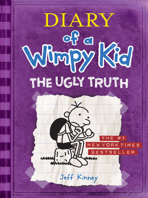 The-Ugly-Truth-Diary-of-a-Wimpy-Kid-Series,-Book-5