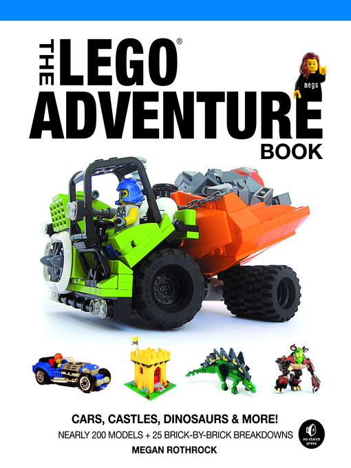 Title details for The LEGO Adventure Book, Volume 1 by Megan H. Rothrock - Available