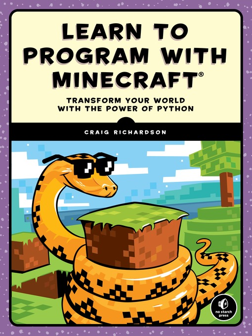 Title details for Learn to Program with Minecraft by Craig Richardson - Available