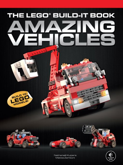 Title details for The LEGO Build-It Book, Volume 1 by Nathanaël Kuipers - Wait list
