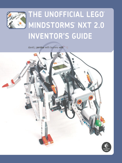 Unofficial LEGO MINDSTORMS NXT 2 0 Inventor's Guide - North