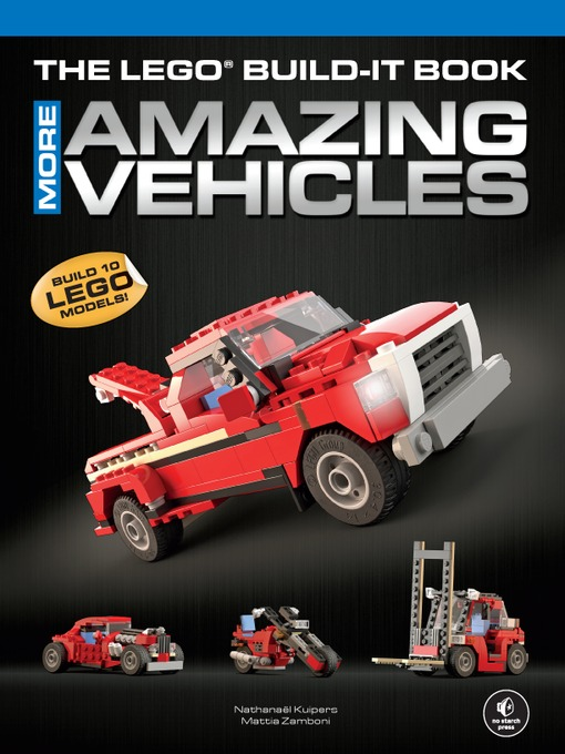 Title details for The LEGO Build-It Book, Volume 2 by Nathanaël Kuipers - Available