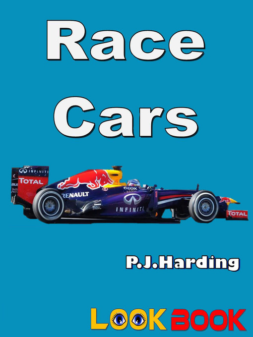 Title details for Race Cars by P.J.Harding - Available