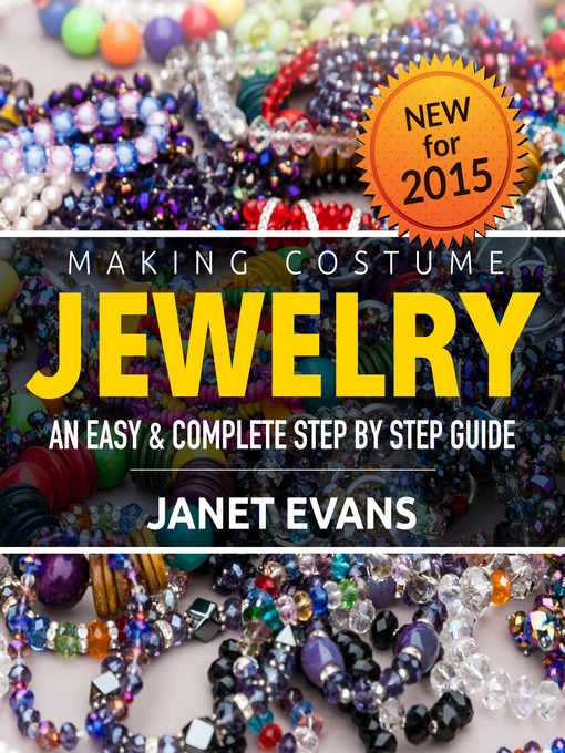 Cover of Making Costume Jewelry
