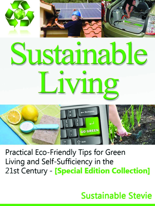 Title details for Sustainable Living by Sustainable Stevie - Available