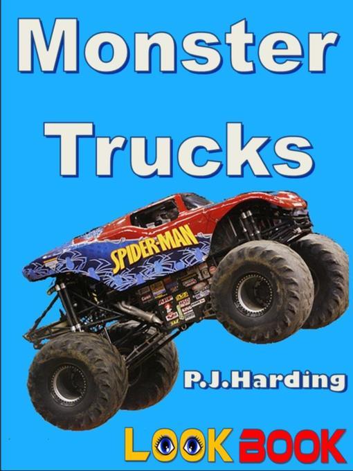 Monster Trucks National Library Board Singapore Overdrive