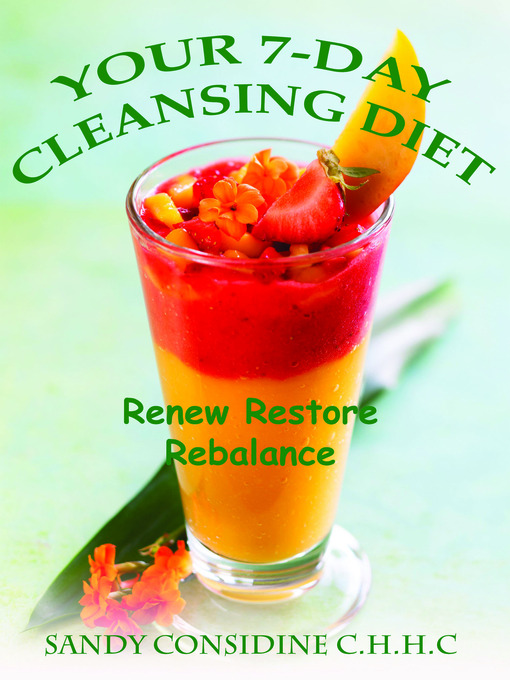 Title details for Your 7-Day Cleansing Diet by Sandy Considine - Available