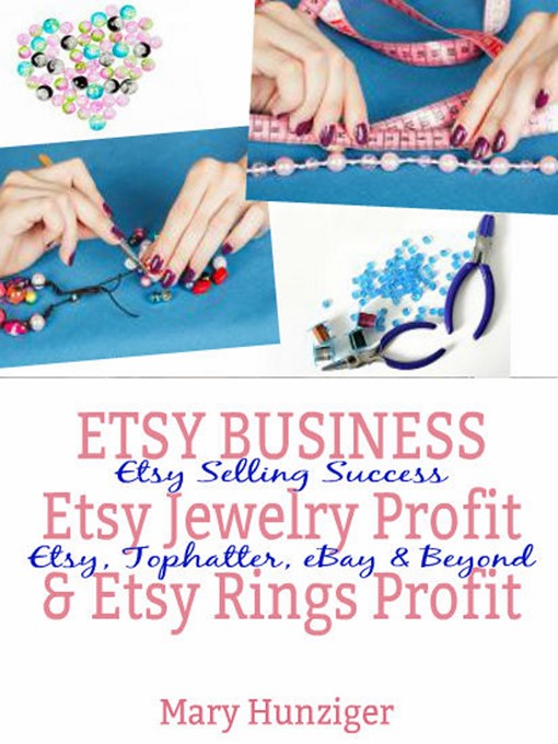 Title details for Etsy Business by Mary Hunziger - Available