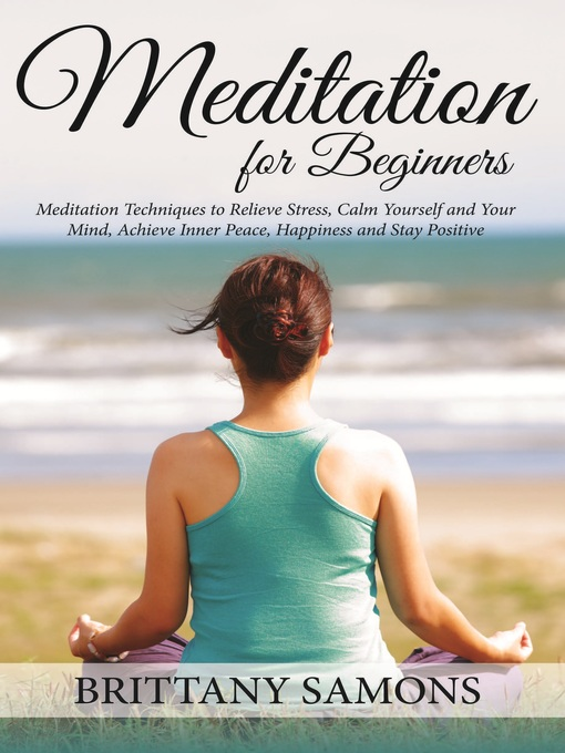 Title details for Meditation For Beginners by Brittany Samons - Available