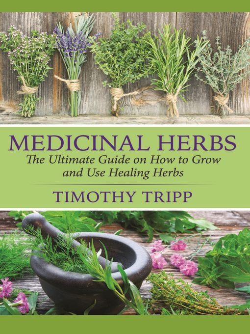 Cover of Medicinal Herbs