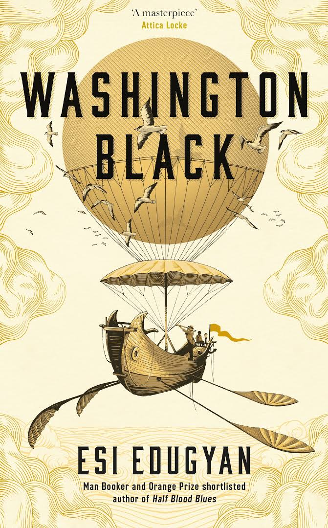 Cover of Washington Black